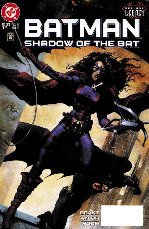 Batman: Shadow of the Bat #53