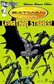 Batman Incorporated: Leviathan Strikes (One-Shot)