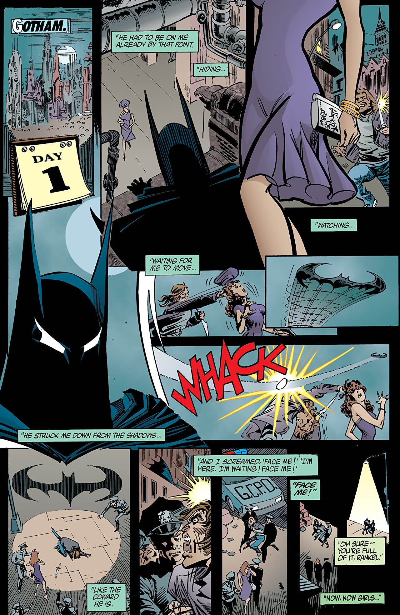 Batman: Joker's Apprentice (1999) #1
