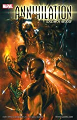 Annihilation Book One