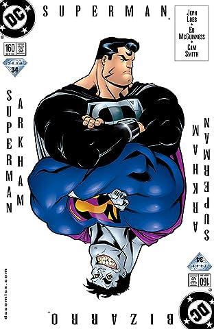 Superman (1987-2006) #160