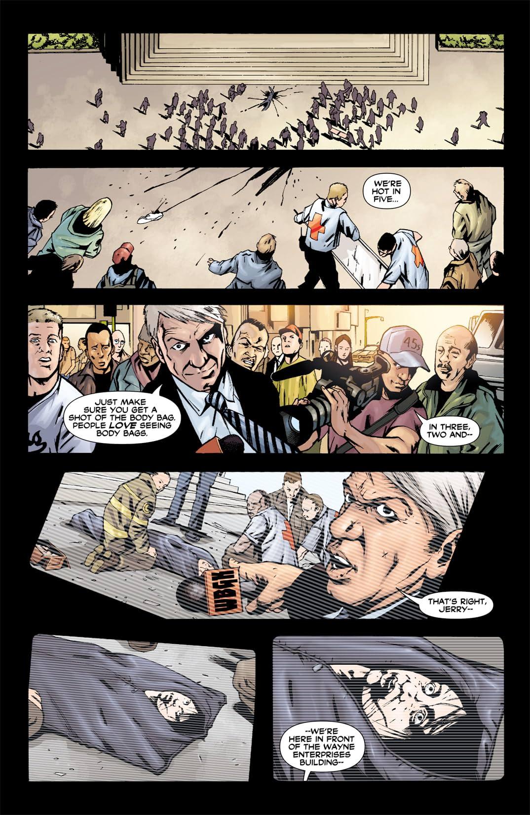 Batman: Gotham Knights #61