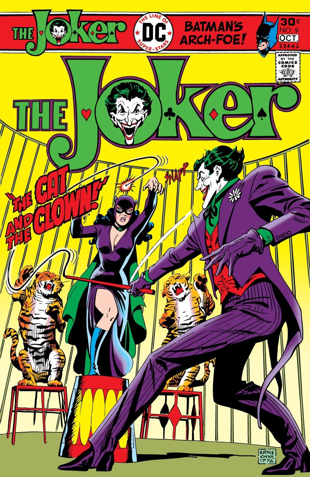 The Joker (1975-1976) #9
