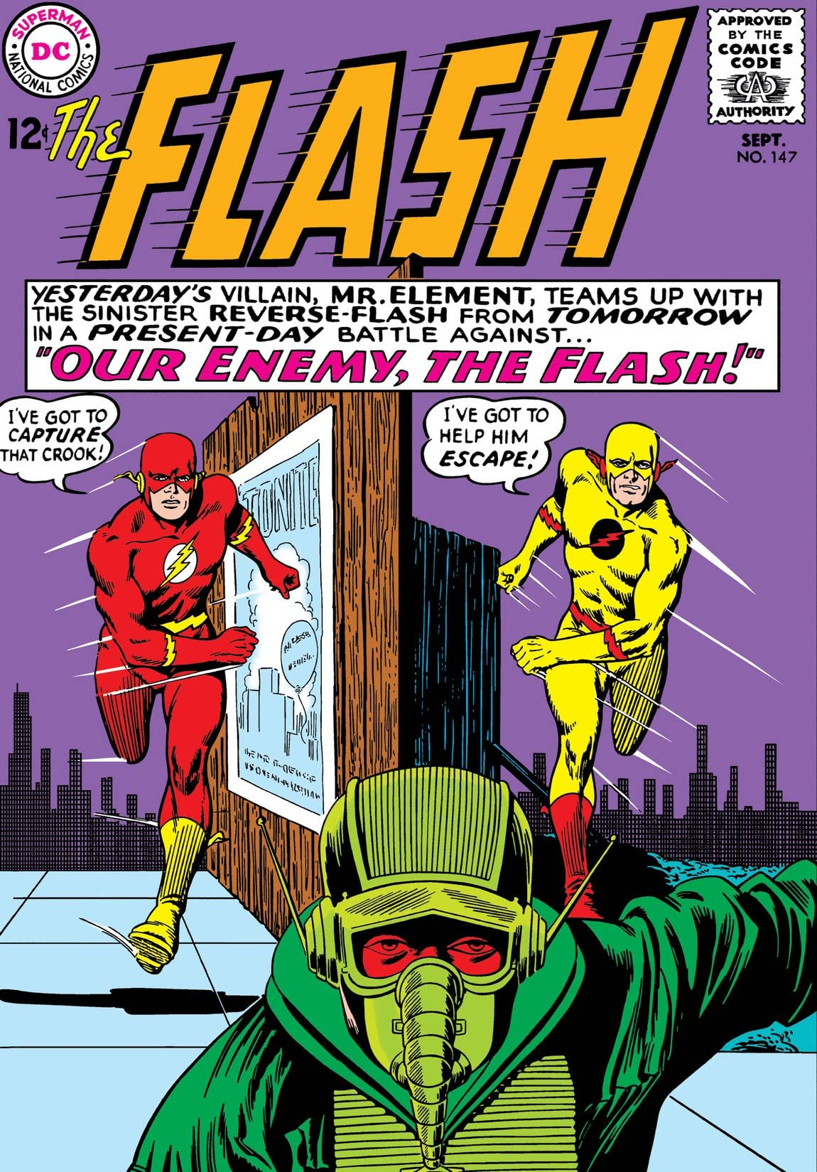 The Flash (1959-1985) #147