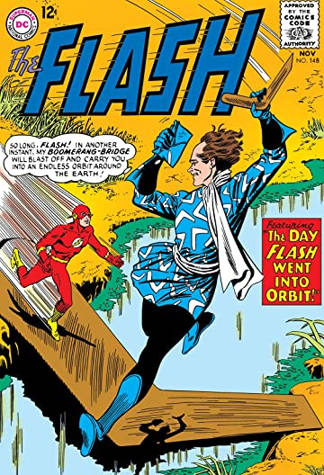 The Flash (1959-1985) #148