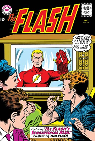 The Flash (1959-1985) #149