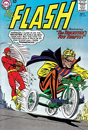 The Flash (1959-1985) #152