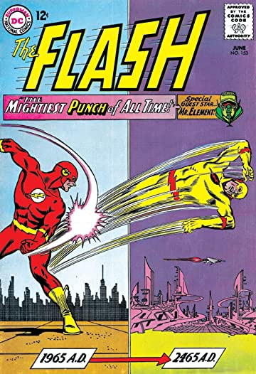 The Flash (1959-1985) #153