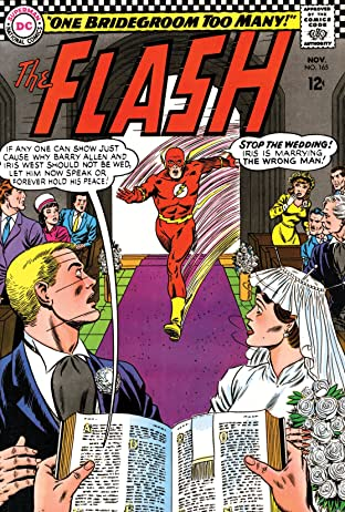 The Flash (1959-1985) No.165
