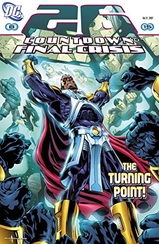 Countdown to Final Crisis #26