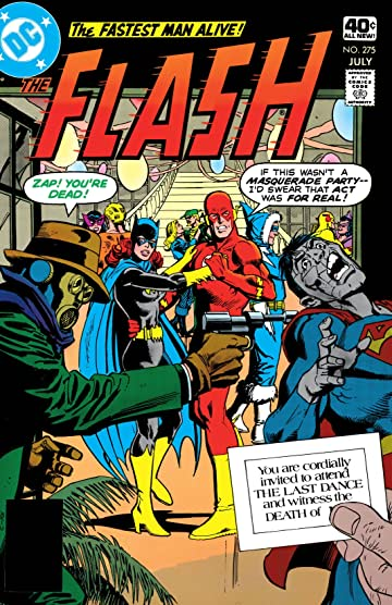 The Flash (1959-1985) #275