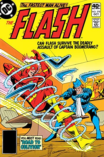 The Flash (1959-1985) #278