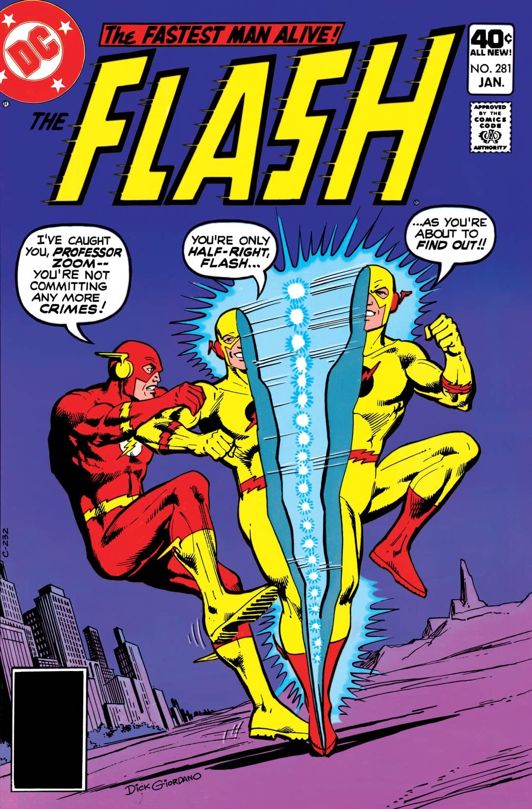 The Flash (1959-1985) #281