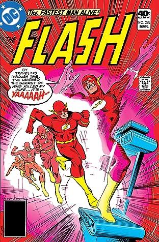 The Flash (1959-1985) No.283