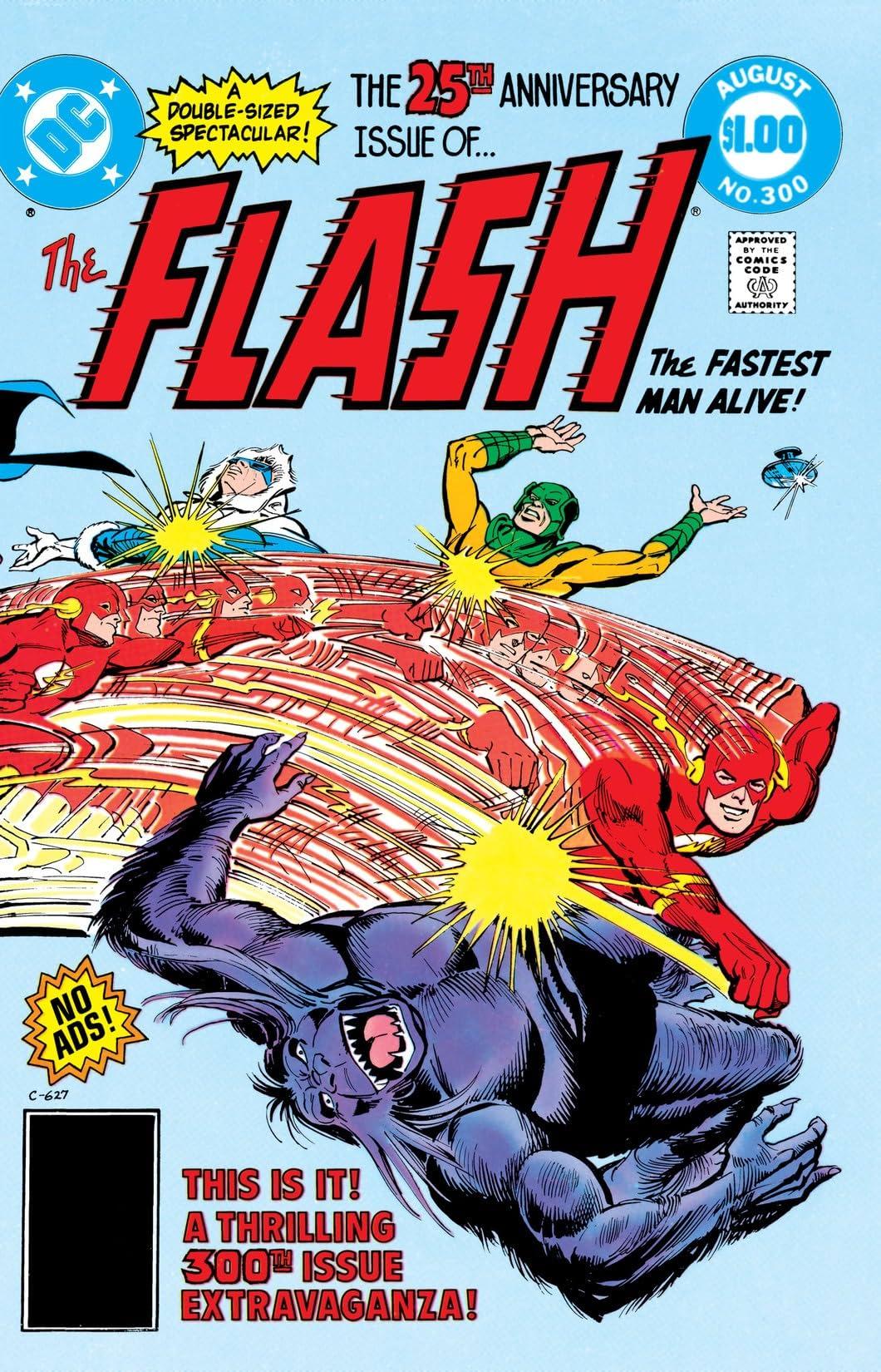 The Flash (1959-1985) #300