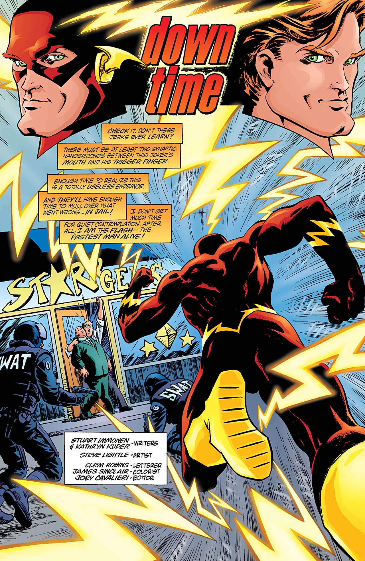 The Flash (1987-2009) #226