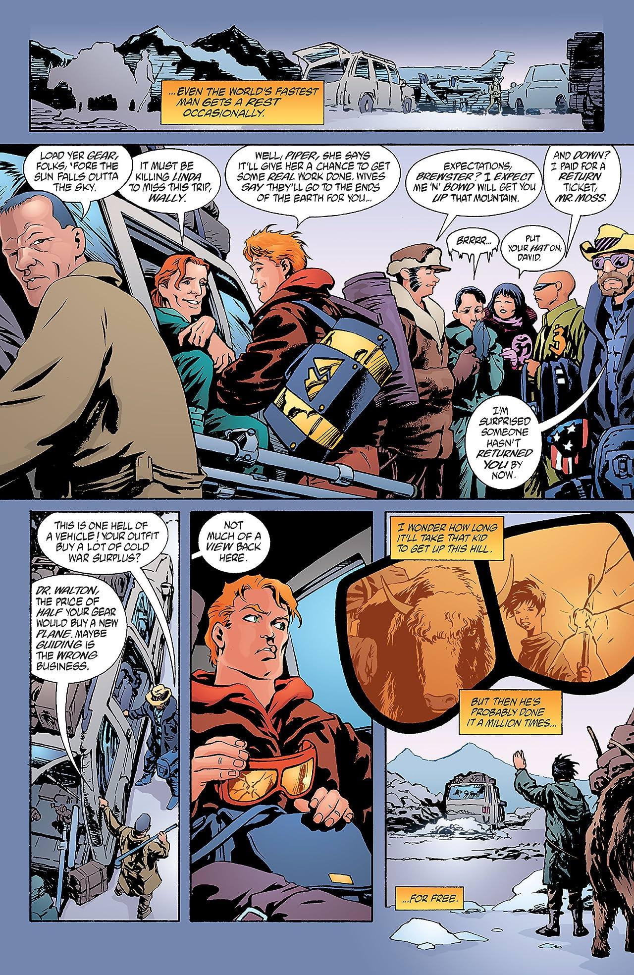 The Flash (1987-2009) #226