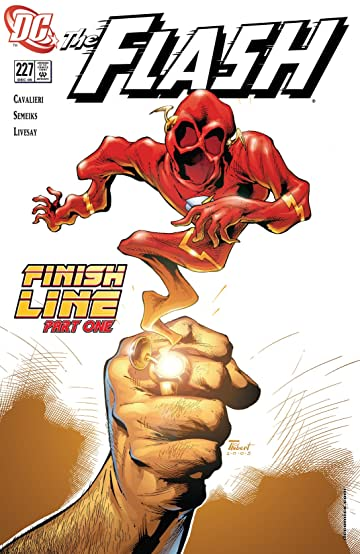 The Flash (1987-2009) #227