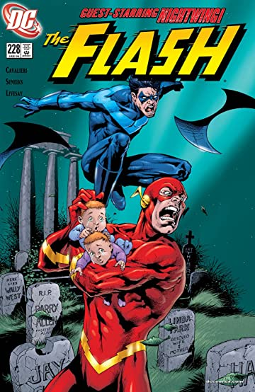 The Flash (1987-2009) #228