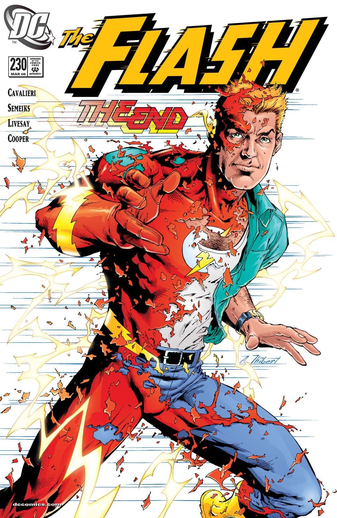 The Flash (1987-2009) #230