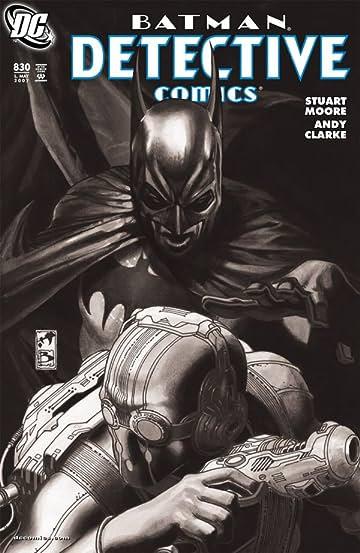 Detective Comics (1937-2011) #830