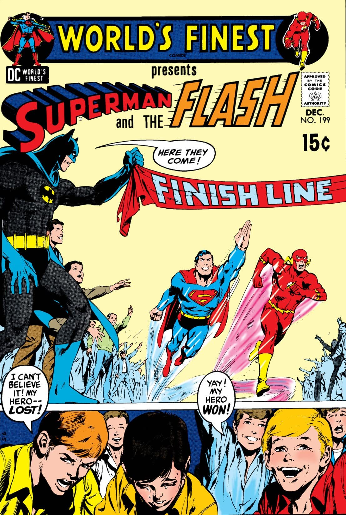World's Finest Comics (1941-1986) #199