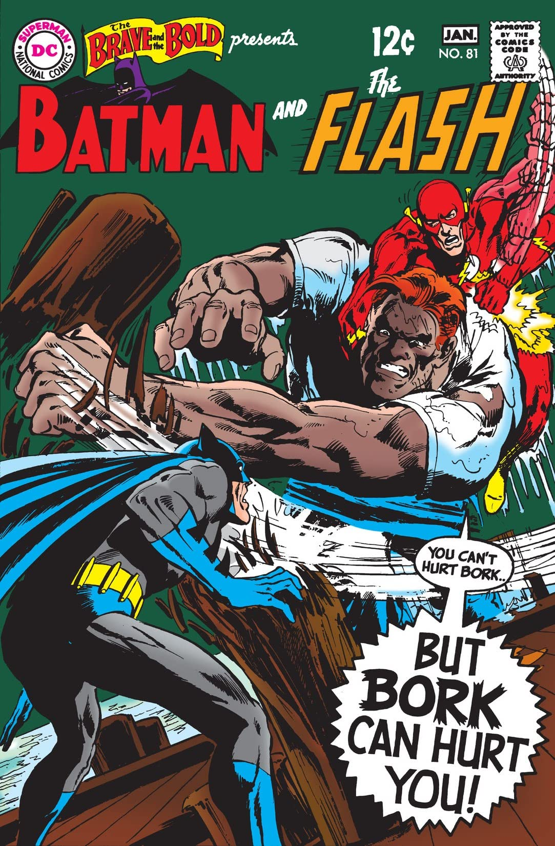 The Brave and the Bold (1955-1983) #81