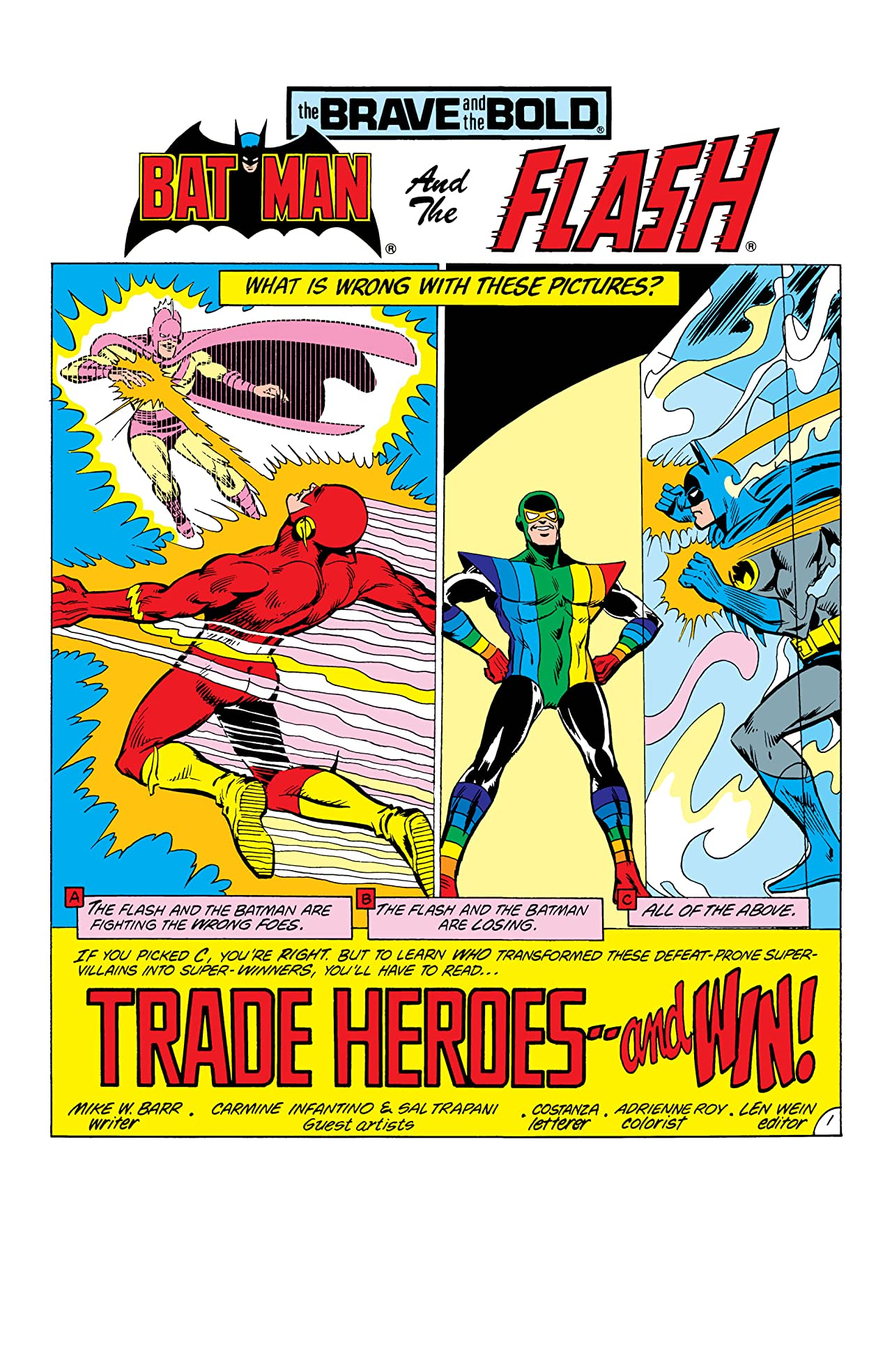 The Brave and the Bold (1955-1983) #194