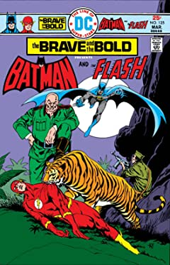 The Brave and the Bold (1955-1983) #125
