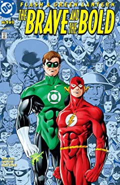 Flash & Green Lantern: The Brave & The Bold (1999-2000) #1