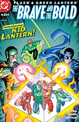 Flash & Green Lantern: The Brave & The Bold (1999-2000) #2