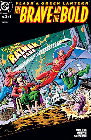 Flash & Green Lantern: The Brave & The Bold (1999-2000) #3