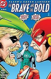 Flash & Green Lantern: The Brave & The Bold (1999-2000) #4