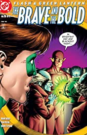 Flash & Green Lantern: The Brave & The Bold (1999-2000) #5