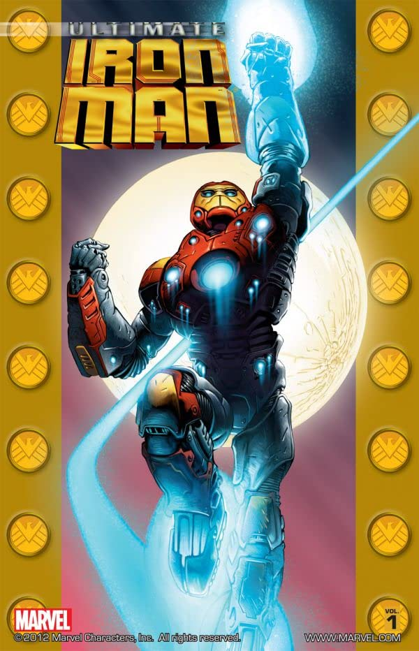 Ultimate Iron Man Vol. 1