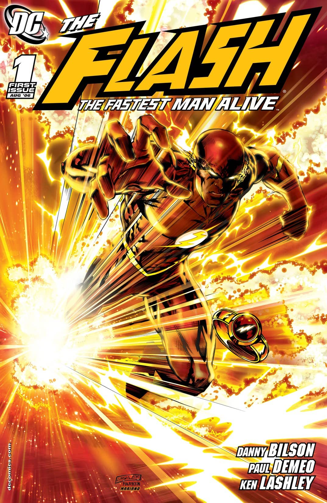 The Flash: The Fastest Man Alive (2006-2007) #1