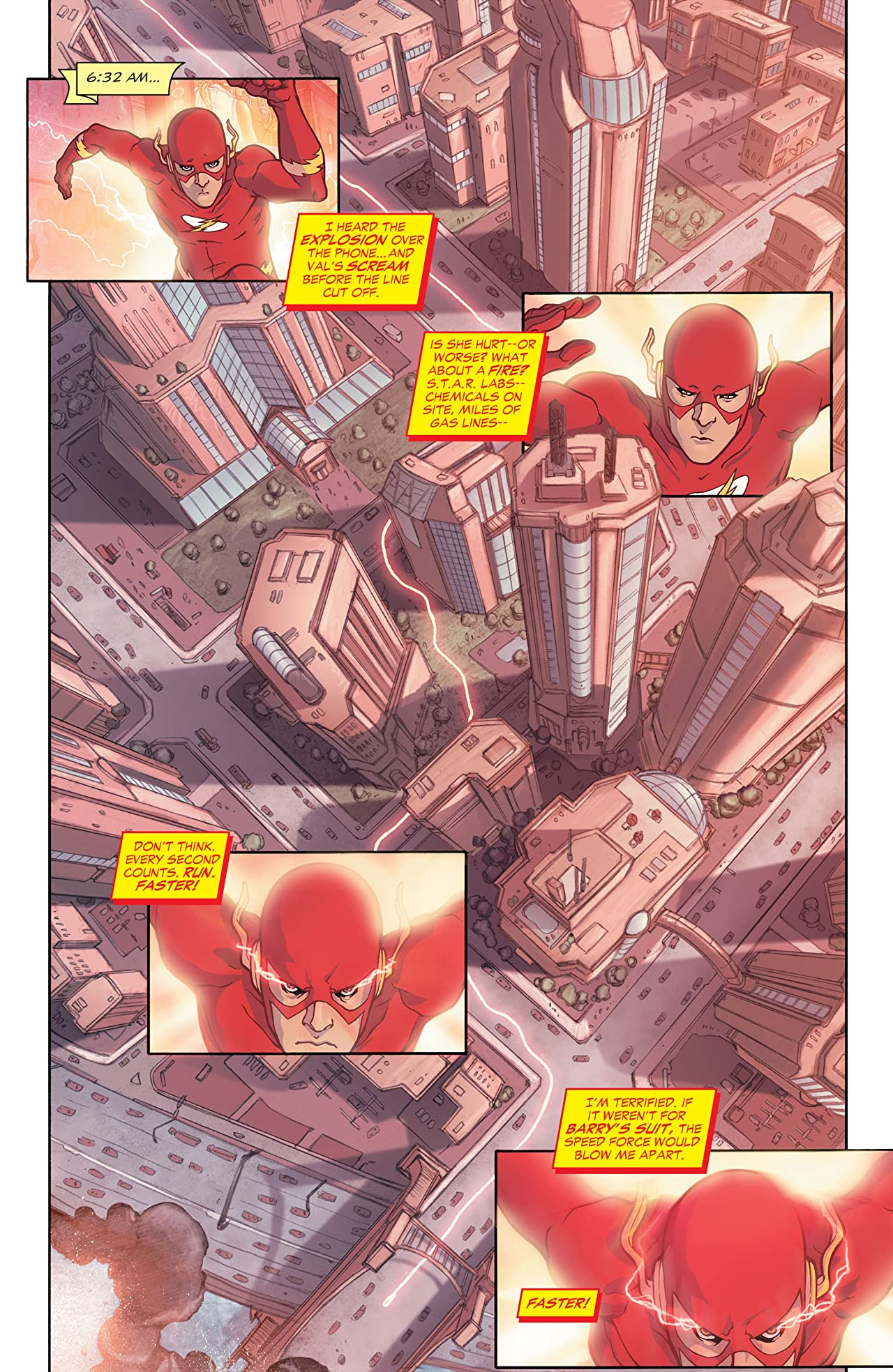 The Flash: The Fastest Man Alive (2006-2007) #3