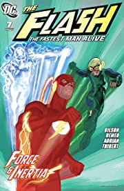 The Flash: The Fastest Man Alive (2006-2007) #7