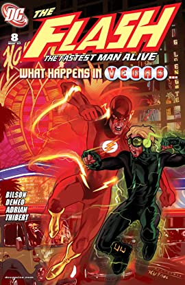The Flash: The Fastest Man Alive (2006-2007) #8