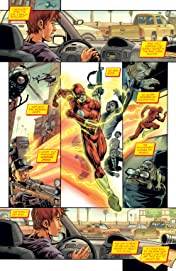 The Flash: The Fastest Man Alive (2006-2007) #10
