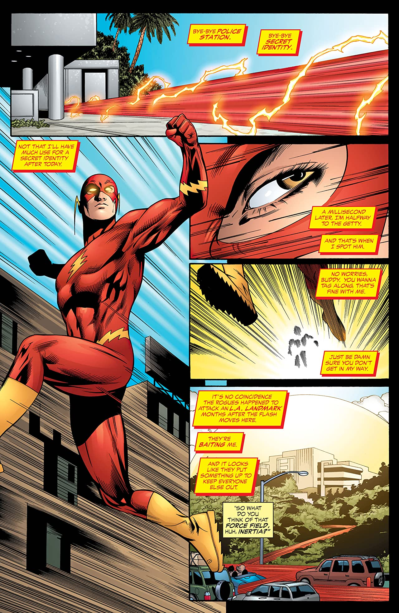 The Flash: The Fastest Man Alive (2006-2007) #12