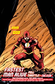 The Flash: The Fastest Man Alive (2006-2007) #13