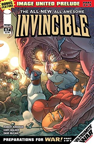 Invincible No.67