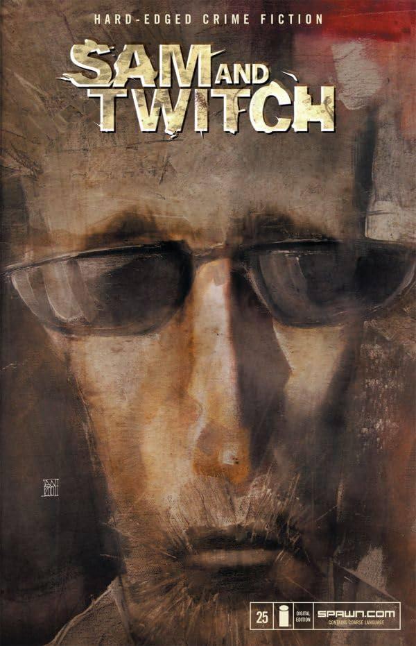 Sam & Twitch #25