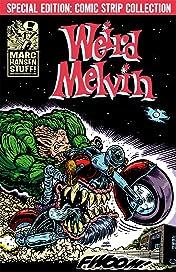 Weird Melvin: Comic Strip Collection