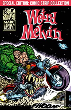 Weird Melvin: Comic Strip Collection