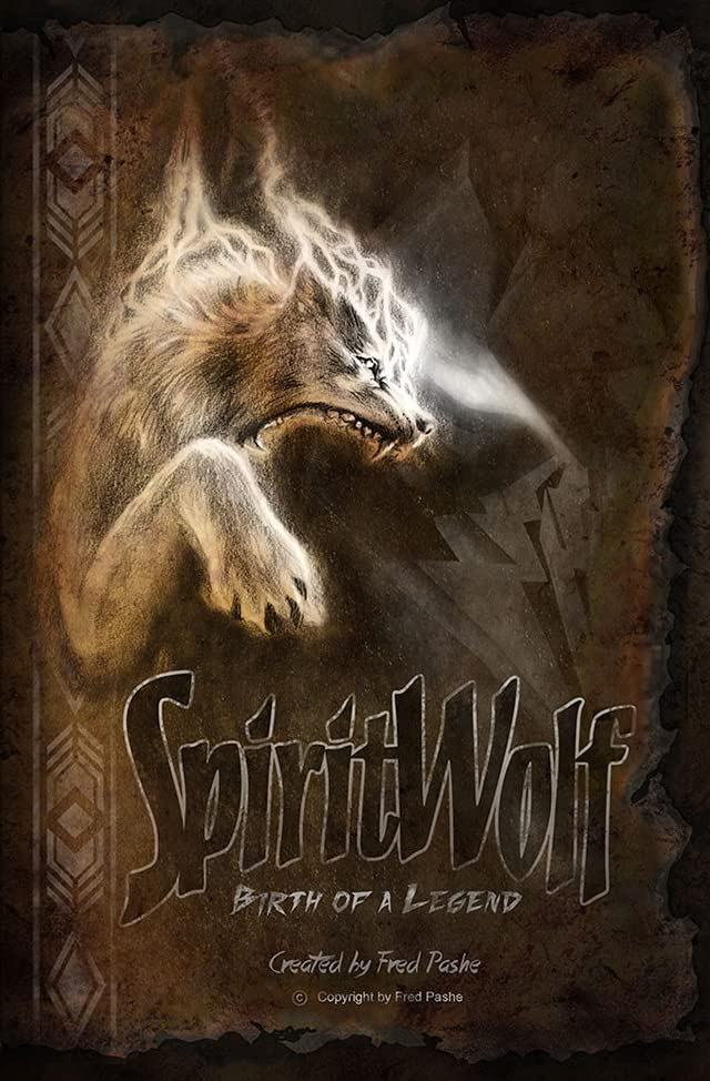 SpiritWolf: Birth of a Legend