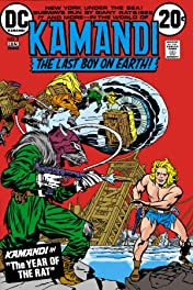Kamandi: The Last Boy on Earth (1971-1978) #2