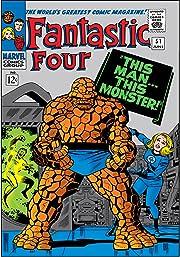Fantastic Four (1961-1998) #51