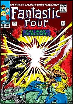 Fantastic Four (1961-1998) #53